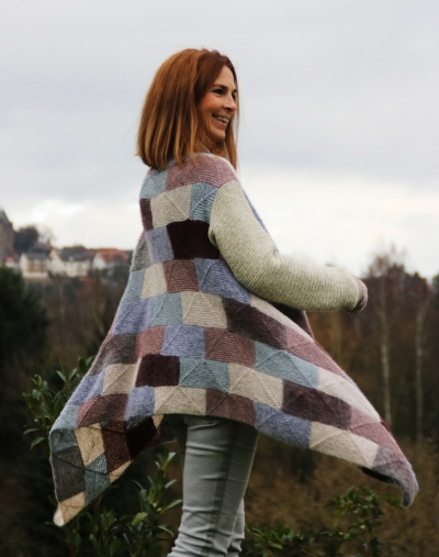 Pieceful Cardigan